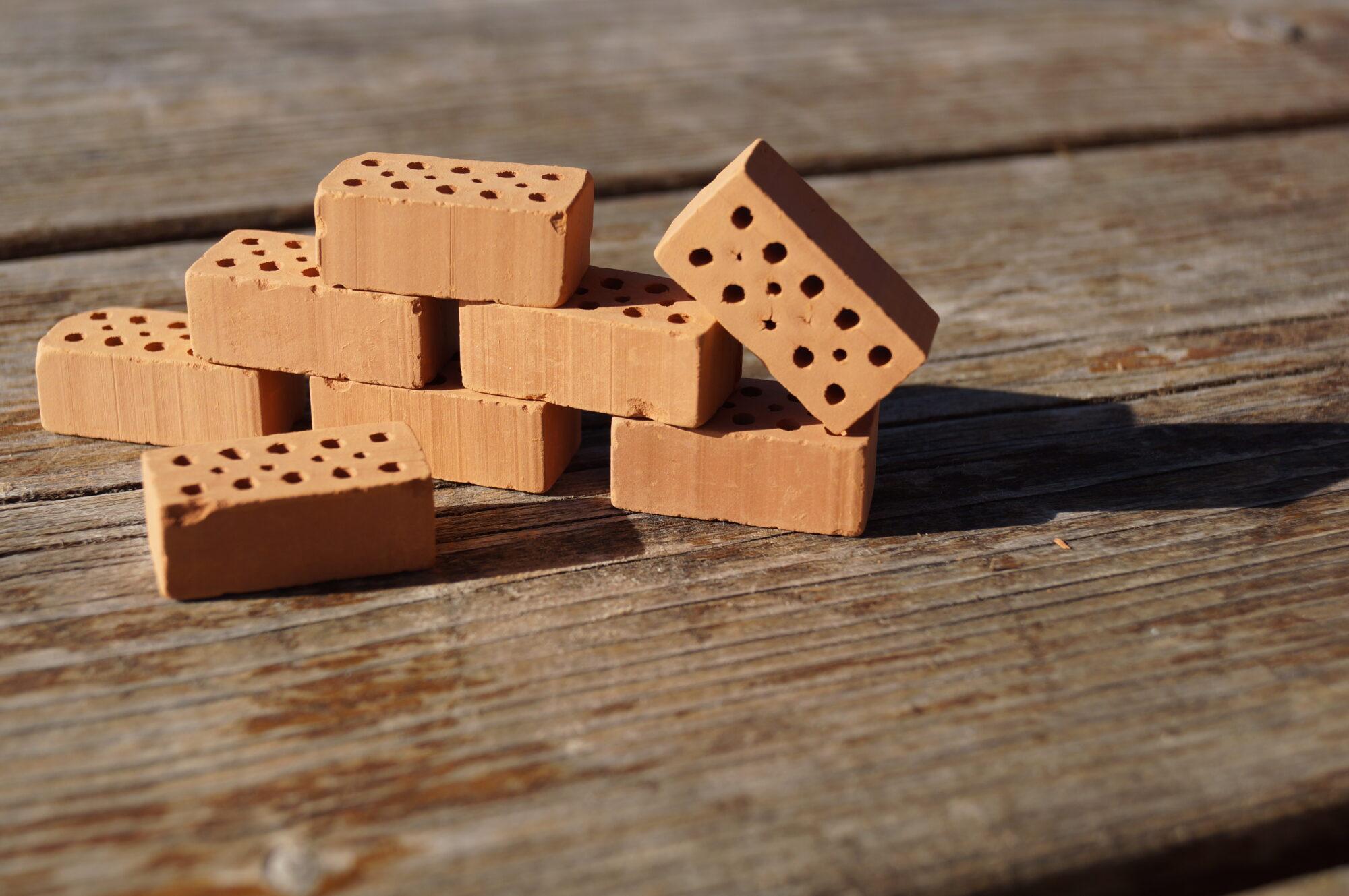 kleine Mauersteine
